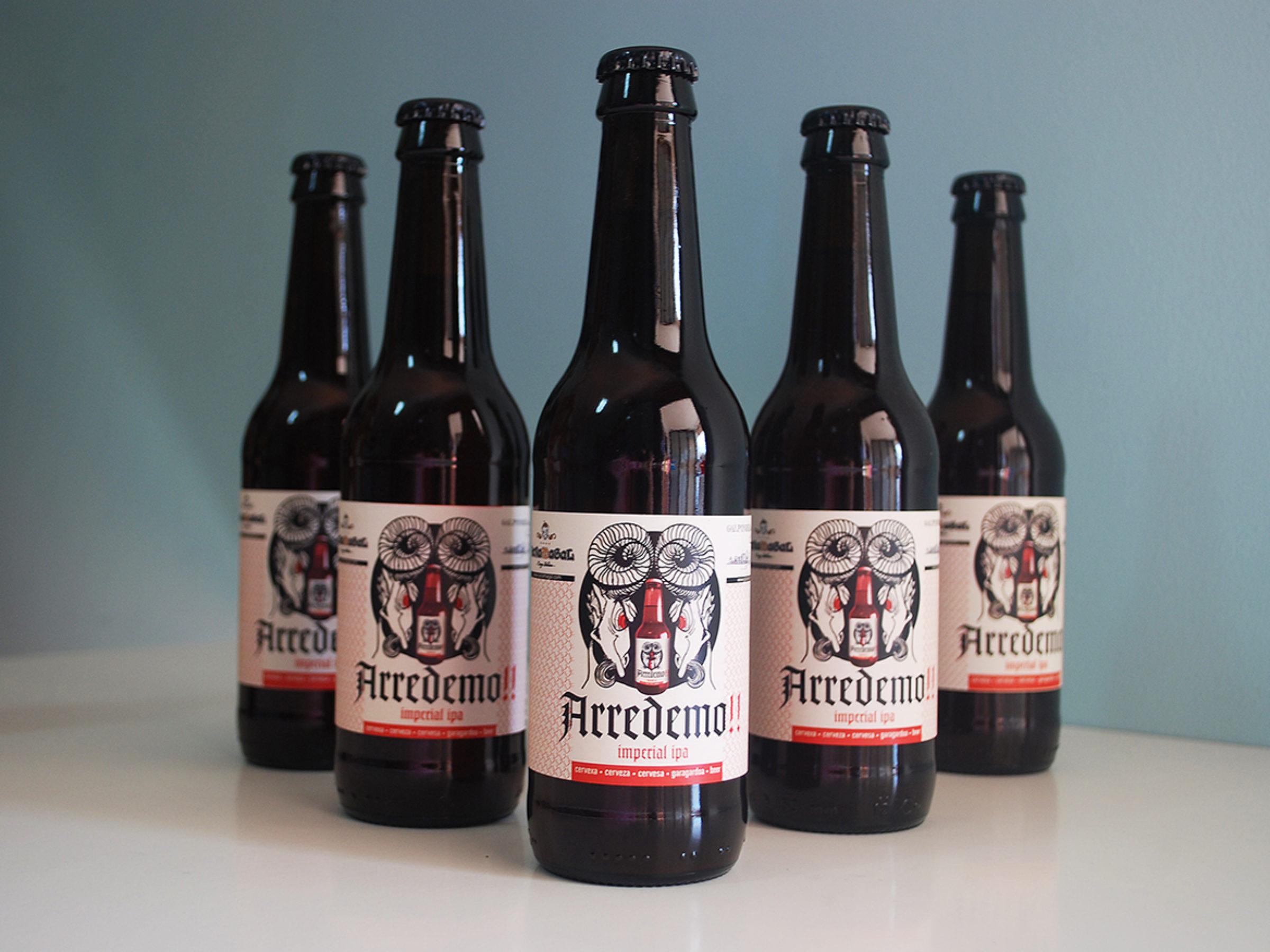 Cerveza Artesana Arredemo