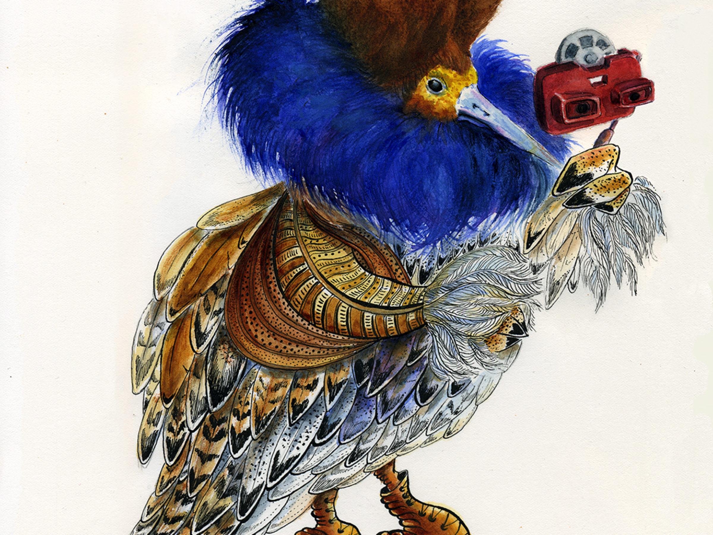 Ruffina [colección Fauna Vintage]