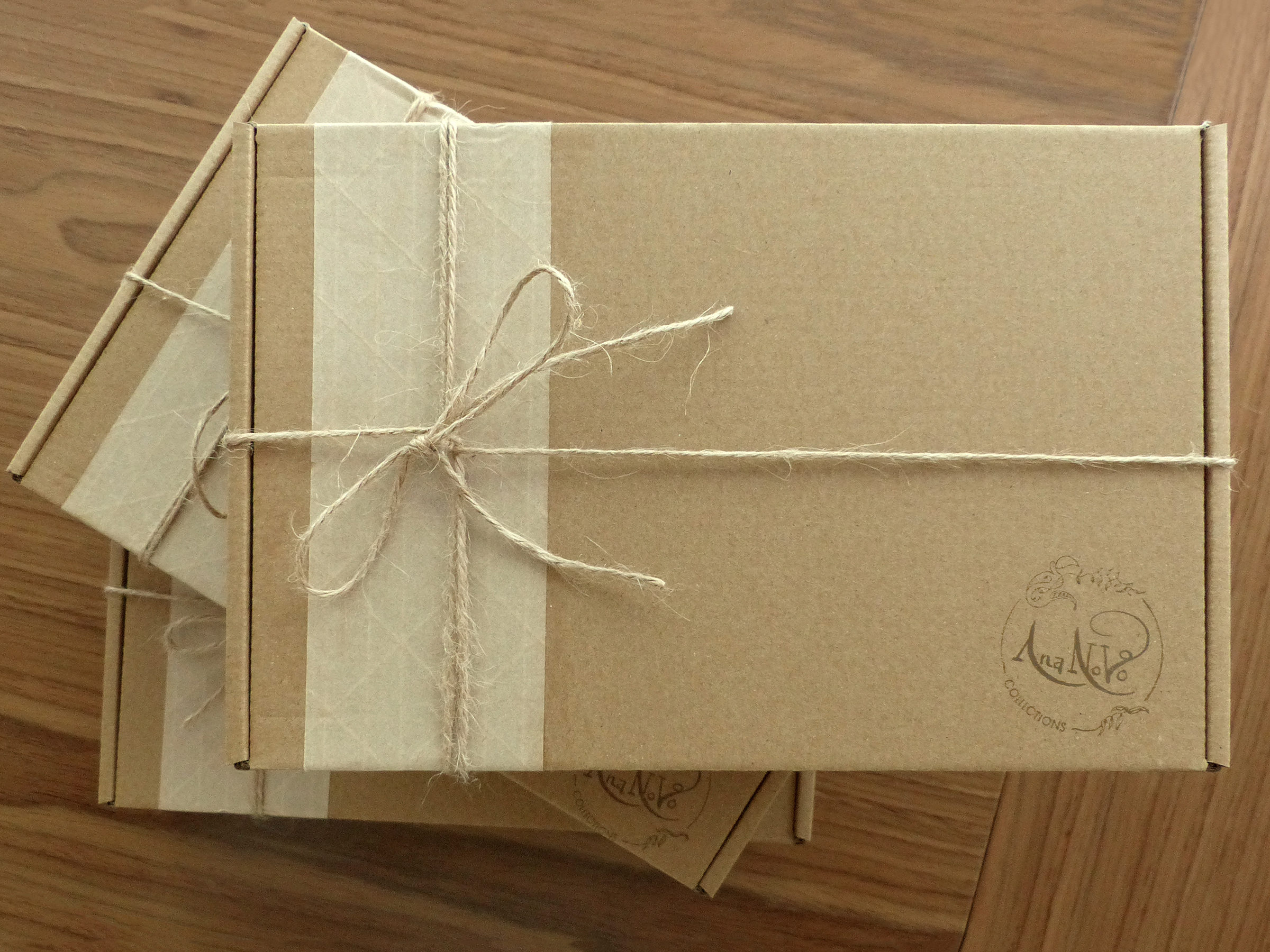 Packaging fauna vintage collection
